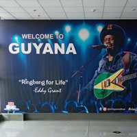 """Welcome To Guyana"""